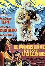 El monstruo de los volcanes