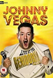 Johnny Vegas: Live at the Benidorm Palace Poster