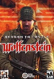 Return to Castle Wolfenstein Poster