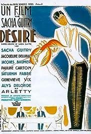 Désiré(1937) Poster - Movie Forum, Cast, Reviews