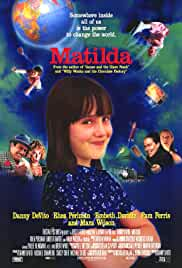 Matilda 1996 BluRay 480p 300MB ( Hindi – English ) MKV