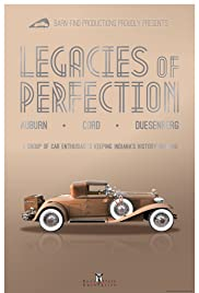 Legacies of Perfection Poster