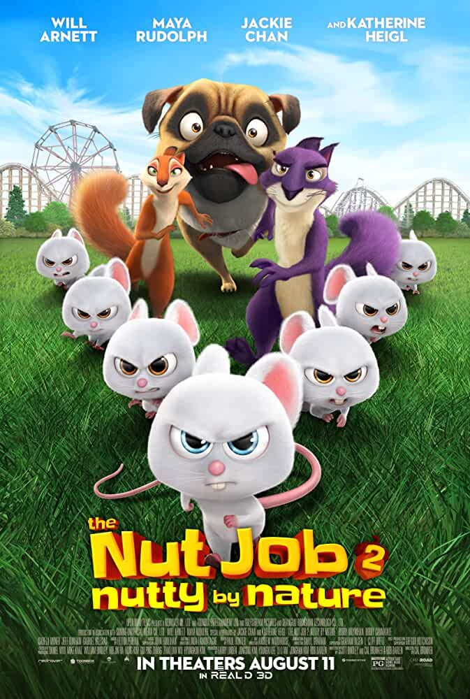 The Nut Job 2 Nutty by Nature (2017) English 720p Watch Online Free Download