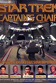 Star Trek: Captain's Chair Poster