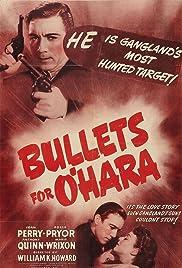 Bullets for O'Hara Poster