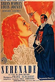 Sérénade Poster