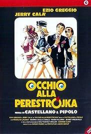 Occhio alla perestrojka Poster