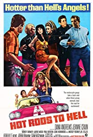 Hot Rods to Hell (1967) Poster - Movie Forum, Cast, Reviews