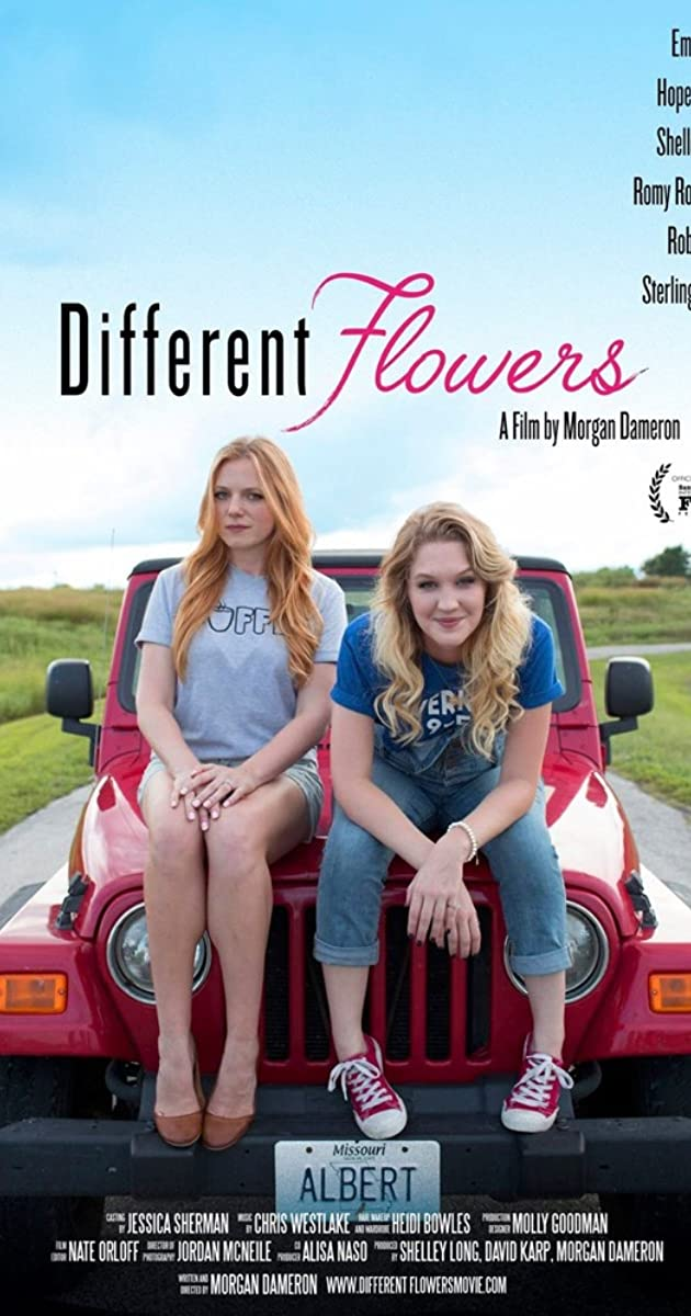 imdb different flowers amazon title