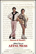 A Fine Mess (1986) Poster
