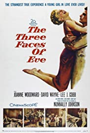 The Three Faces of Eve (1957) Poster - Movie Forum, Cast, Reviews