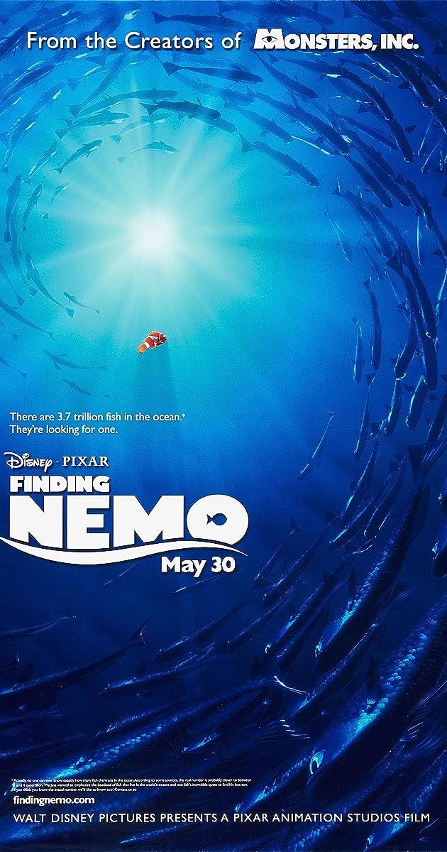 Žuviukas Nemo / Finding Nemo (2003) Online