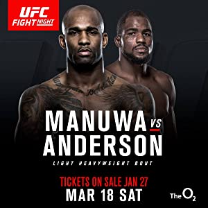 UFC Fight Night: Manuwa vs. Anderson