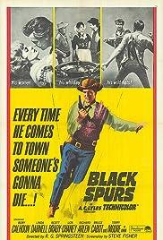Black Spurs(1965) Poster - Movie Forum, Cast, Reviews