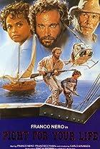 Un marinaio e mezzo (1985) Poster