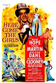 Here Come the Girls (1953) Poster - Movie Forum, Cast, Reviews