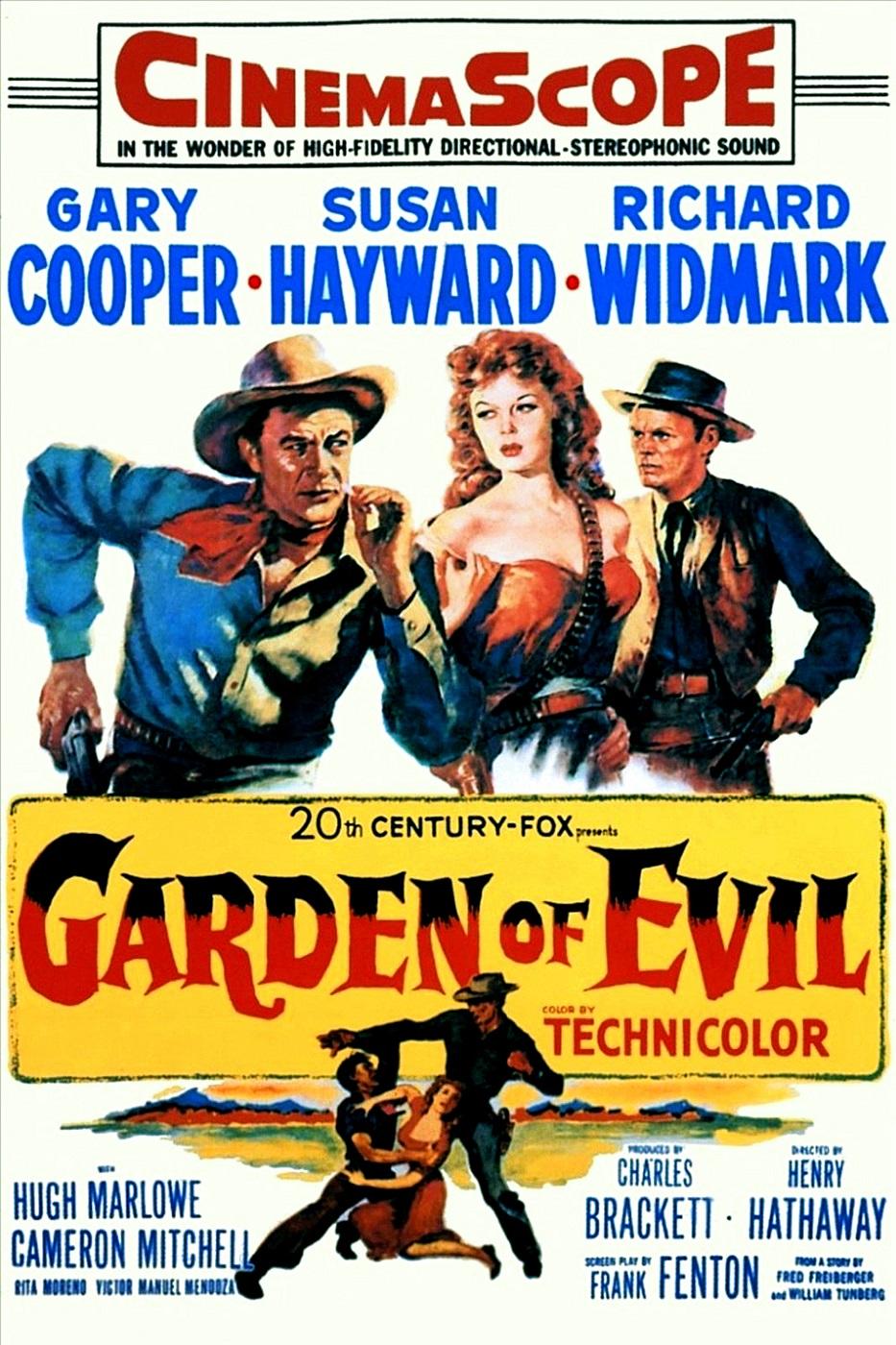 image Garden of Evil Watch Full Movie Free Online