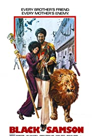 Black Samson(1974) Poster - Movie Forum, Cast, Reviews