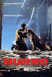 Burro Poster