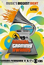 Primary image for The 49th Annual Grammy Awards