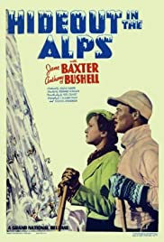 Hideout in the Alps Poster