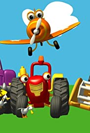 Tractor Tom Poster