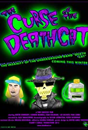 The Curse of the Death Cat Poster