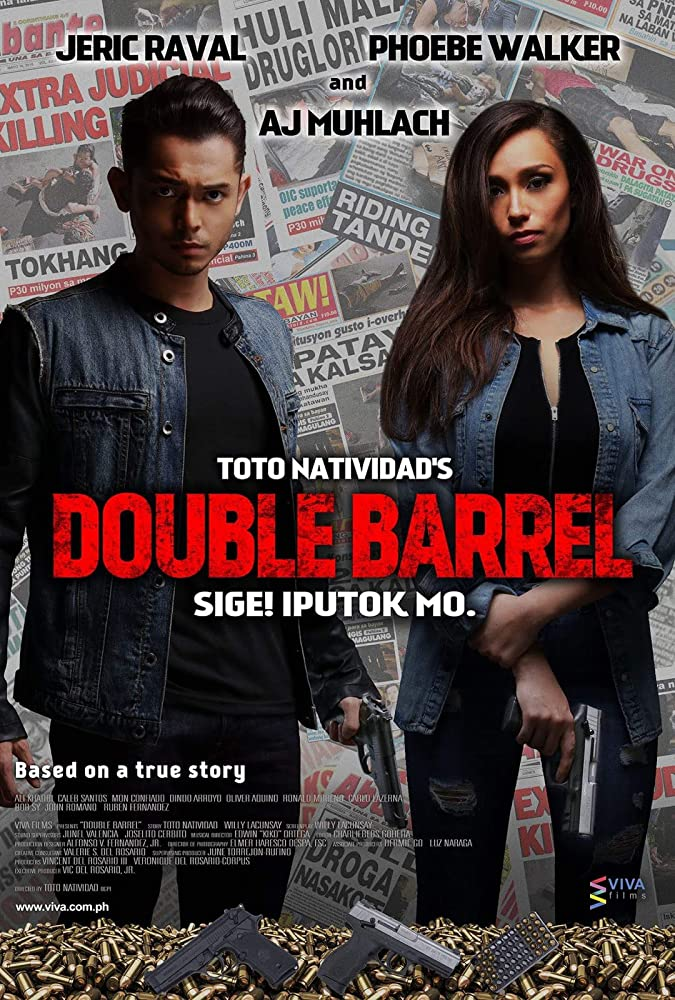 Double Barrel (2017) HDRip