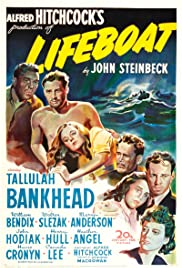 Lifeboat (1944) Poster - Movie Forum, Cast, Reviews
