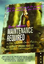 Maintenance Required