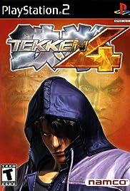 Tekken 4 Poster