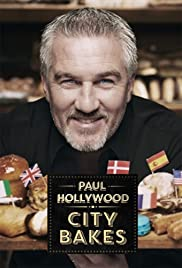 Paul Hollywood City Bakes Poster