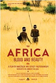 Africa, Blood & Beauty Poster