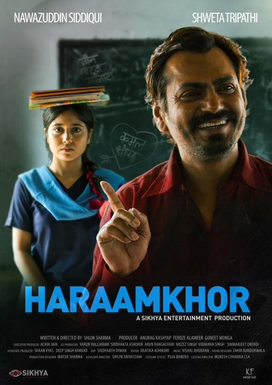 Haraamkhor 2017 Hindi Dasi PreDVDRip 300MB