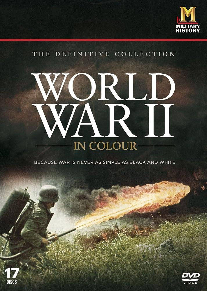 Assistir World War II in Colour Dublado e Legendado Online