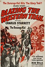 Primary image for Blazing the Western Trail