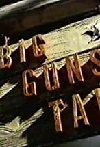 Primary image for Big Guns Talk: The Story of the Western