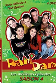 Ramdam Poster - TV Show Forum, Cast, Reviews