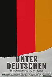 Unter Deutschen - Eindrücke aus einem fremden Land Poster