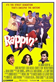 Rappin' (1985) Poster - Movie Forum, Cast, Reviews