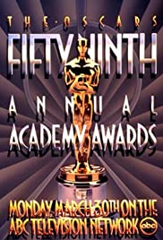 The 59th Annual Academy Awards Poster
