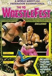 WWF: Wrestlefest '90 Poster