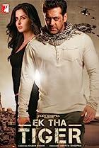 Ek Tha Tiger (2012) Poster
