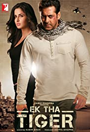 Ek Tha Tiger (2012) Poster - Movie Forum, Cast, Reviews