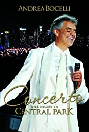 Concerto: One Night in Central Park Poster