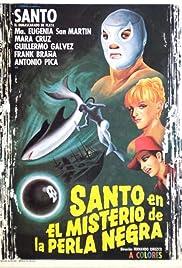 El misterio de la perla negra Poster