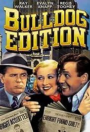 Bulldog Edition Poster