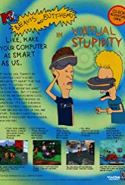Beavis and Butt-Head in Virtual Stupidity Poster