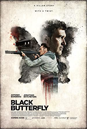 Black Butterfly (2017) poster