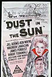 Dust in the Sun Poster